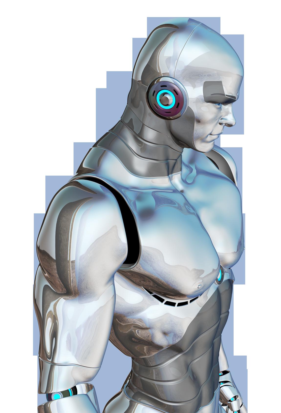 PNGPIX-COM-Robot-PNG-Transparent-Image